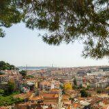 Cestování s dítětem do Lisabonu